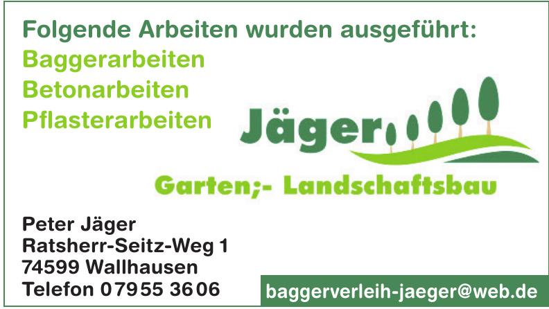 Gartenbau Jäger