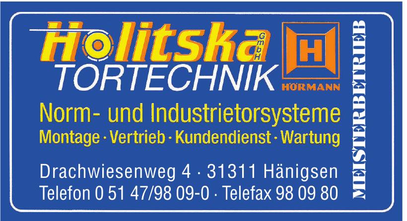 Holitska GmbH Tortechnik