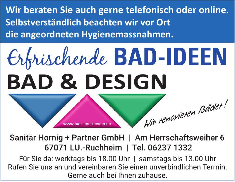 Bad & Design Sanitär Hornig & Partner GmbH