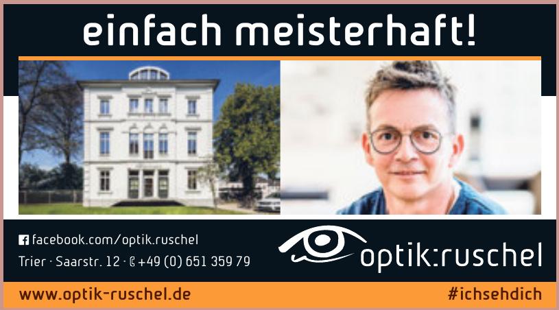Optik Ruschel