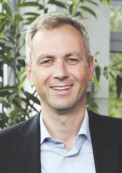 Matthias Boxberger ist Vorstandsvorsitzender von Hanse-Werk mit Sitz in Quickborn
