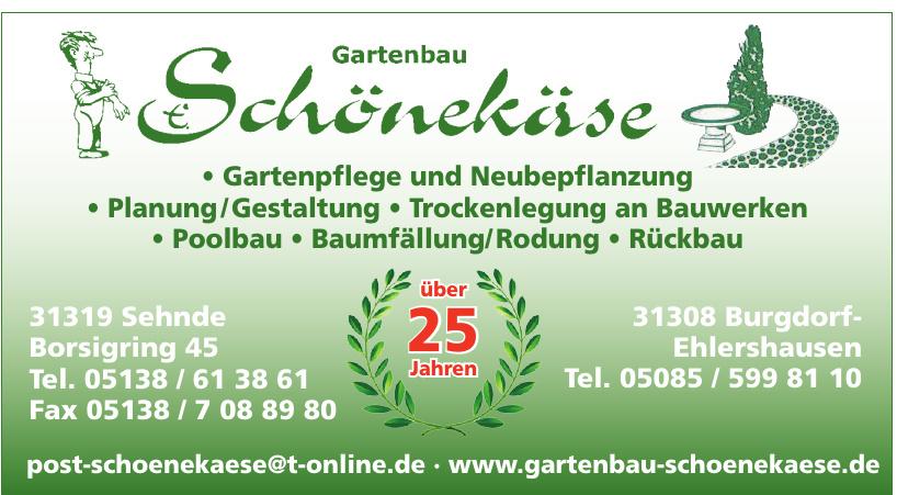 Gartenbau Schönekäse
