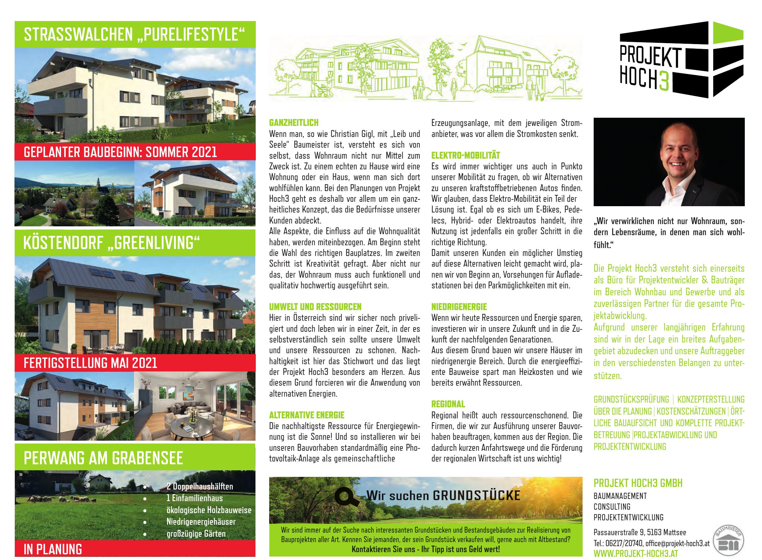 Projekt Hoch3 GmbH