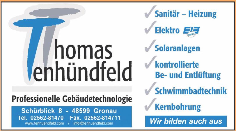 Thomas Tenhündfeld