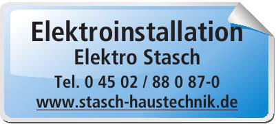 Elektroinstallation Elektro Stasch