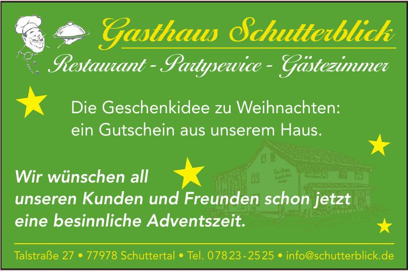 Gasthaus Schutterblick