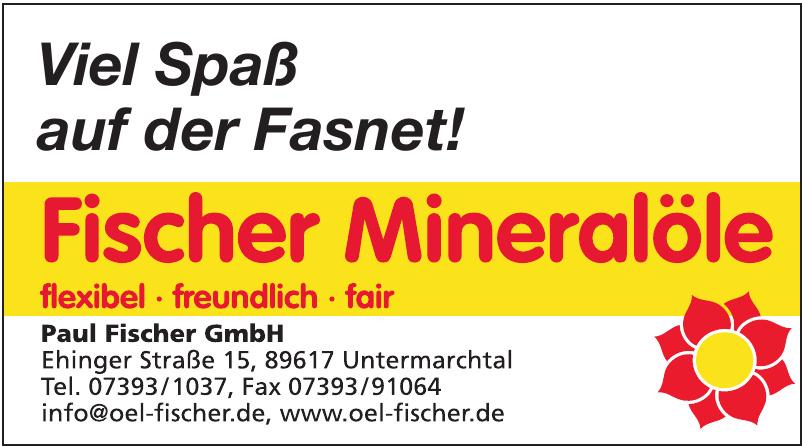 Paul Fischer GmbH