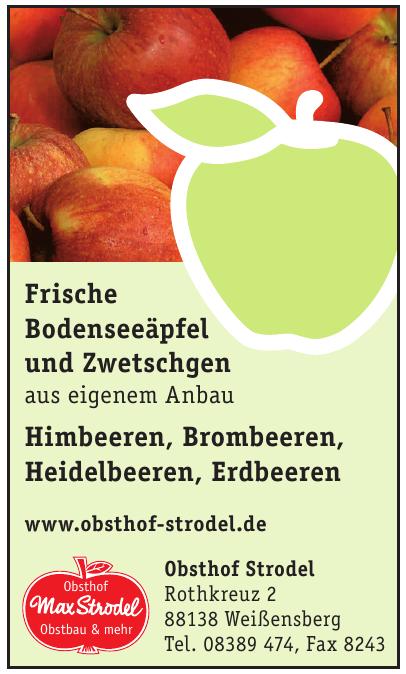 Obsthof Strodel