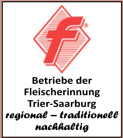 Fleischerinnung Trier-Saarburg