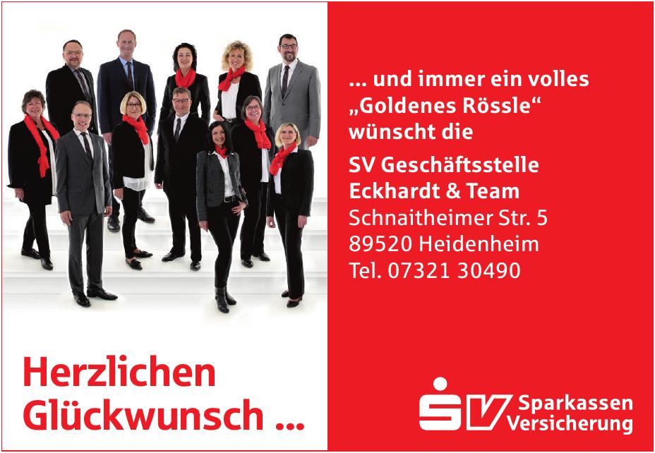 SV Geschäftsstelle Eckhardt & Team