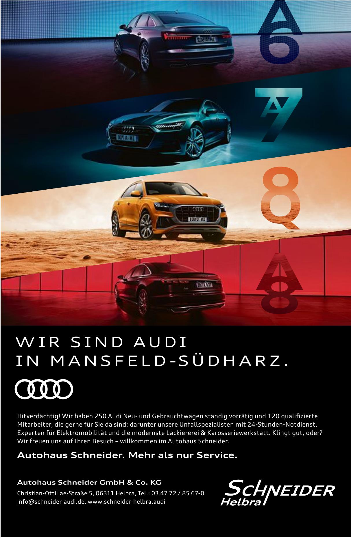 Autohaus Schneider GmbH & Co. KG