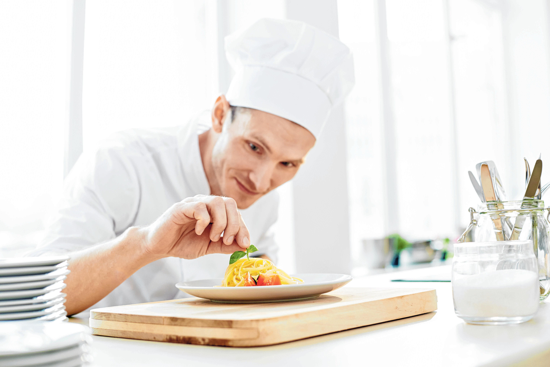 Kochen ist Leidenschaft und die schmeckt man. FOTO: COL