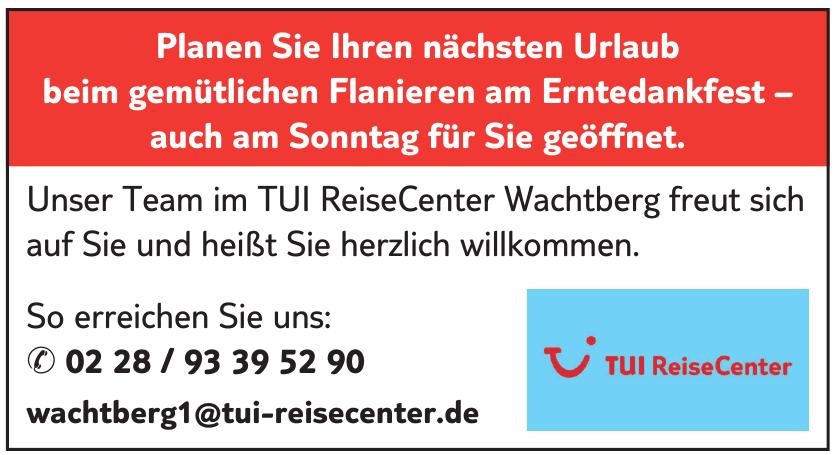 TUI ReiseCenter Wachtberg