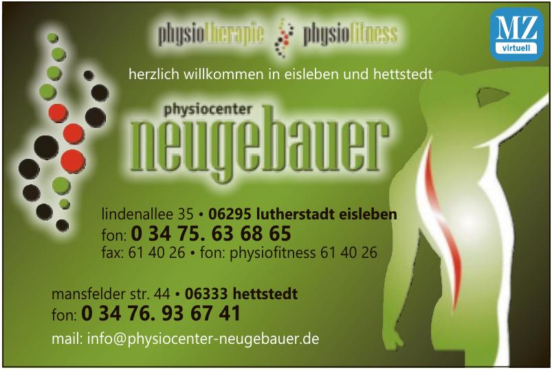 Physiocenter Neugebauer