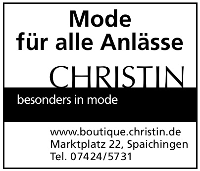 Boutique Christin