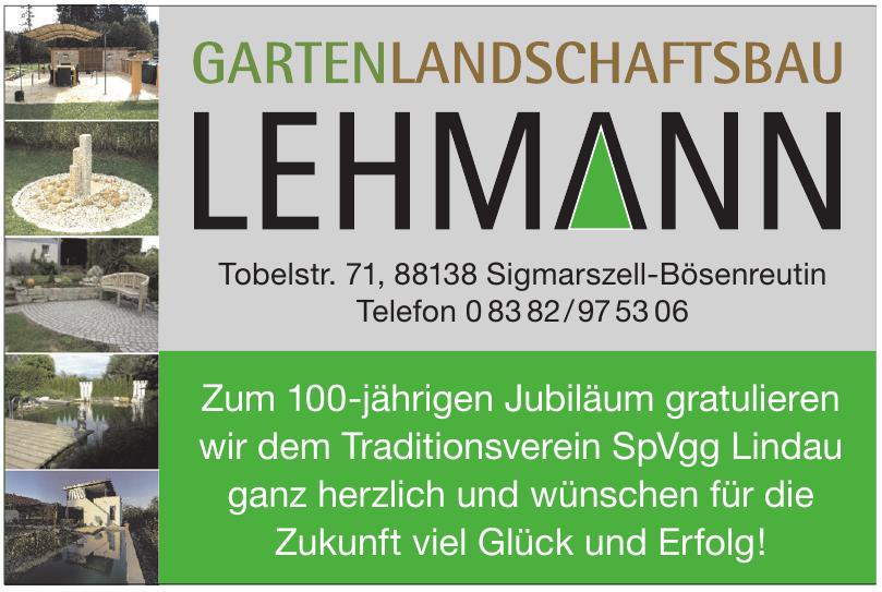 Garten und Landschaftsbau Lehmann GmbH