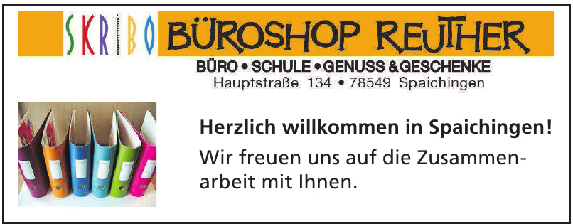 Büroshop Reuther