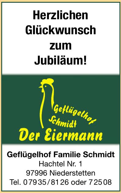 Geflügelhof Schmidt