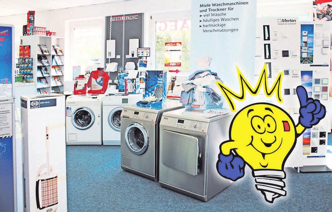 Pröger: Maßgeschneiderte und zukunftssichere Lösungen aus dem Angebot moderner Hausgeräte. FOTO: R