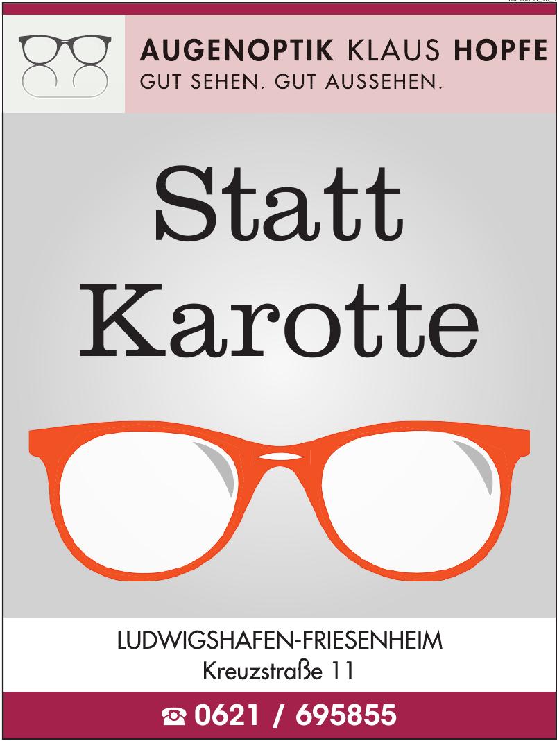 Augenoptik Klaus Hoppe