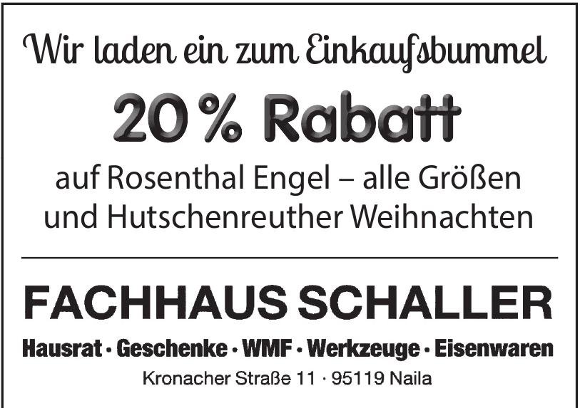 Fachhaus Schaller