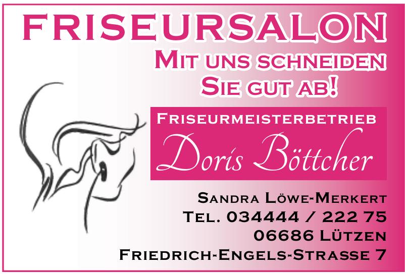Friseursalon Friseurmeisterbetrieb Doris Böttcher