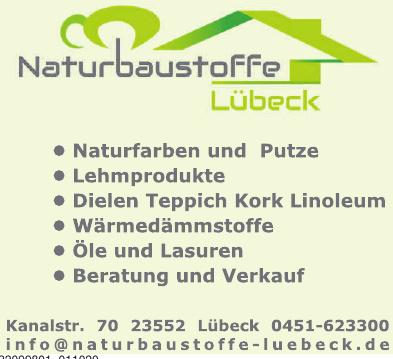 Naturbaustoffe Lübeck