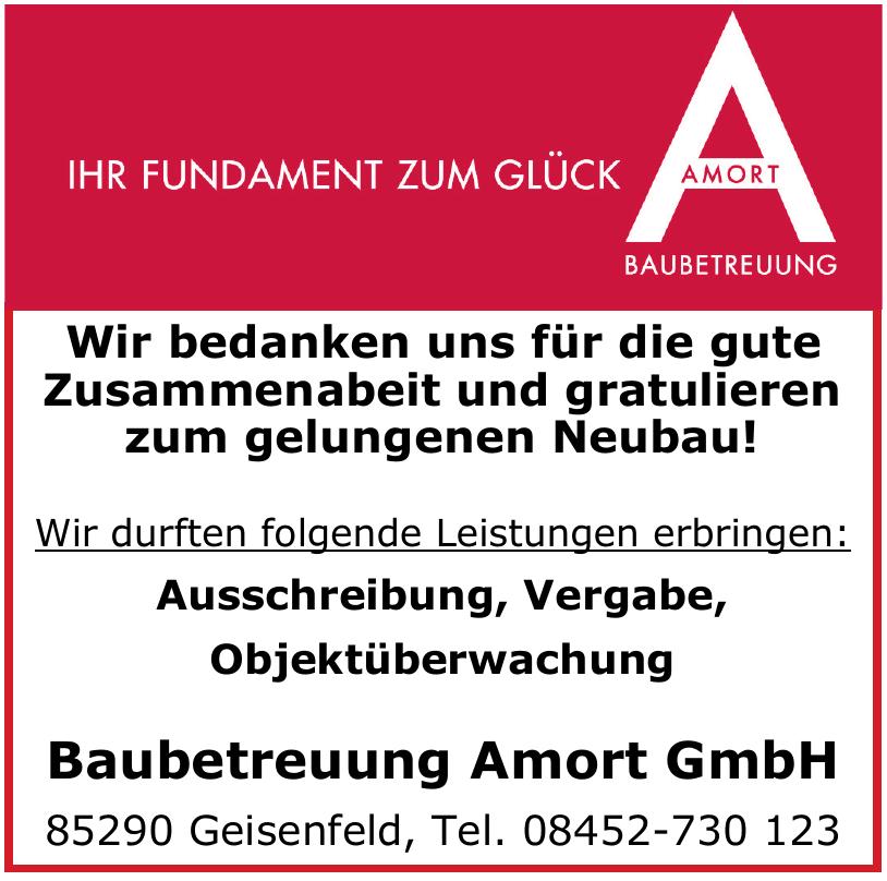 Baubetreuung Amort GmbH