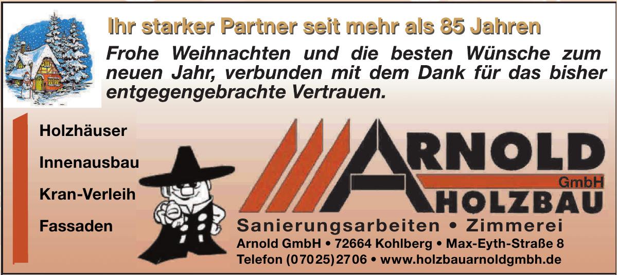Holzbau Arnold GmbH