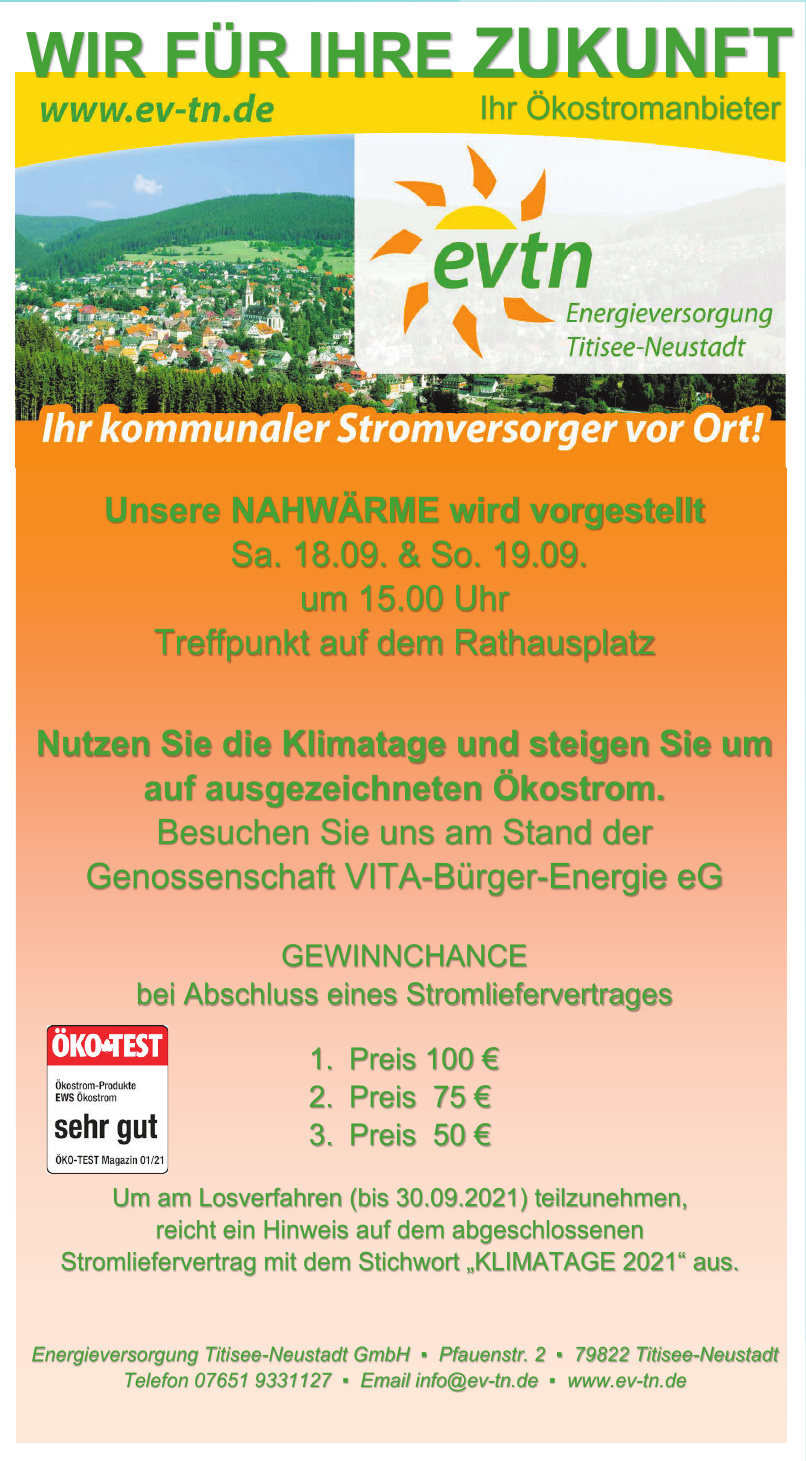 Energieversorgung Titisee-Neustadt GmbH