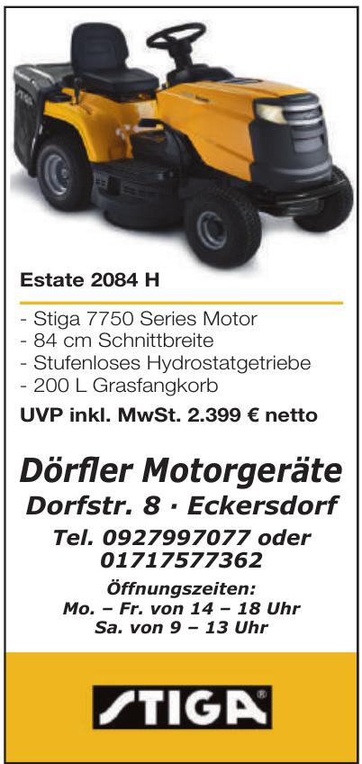 Stiga Dörfler Motorgeräte