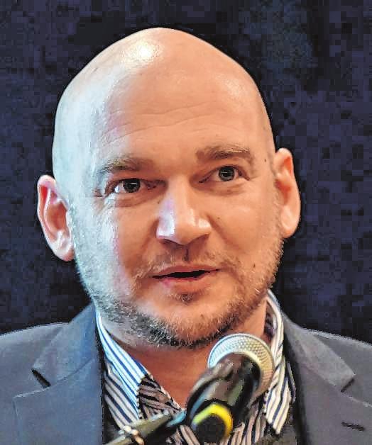 Markus Kompp BILD: BINDER