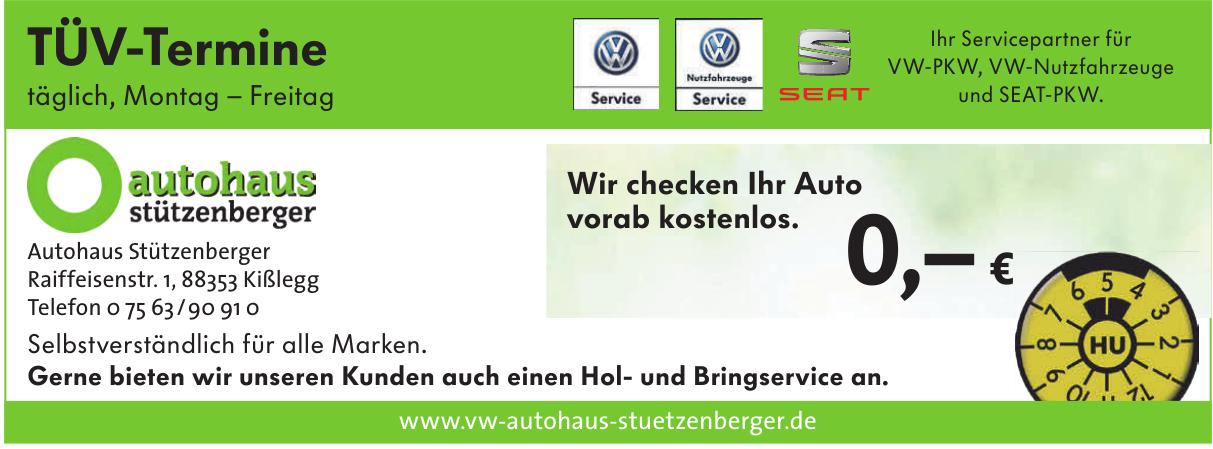 Autohaus Stützenberger