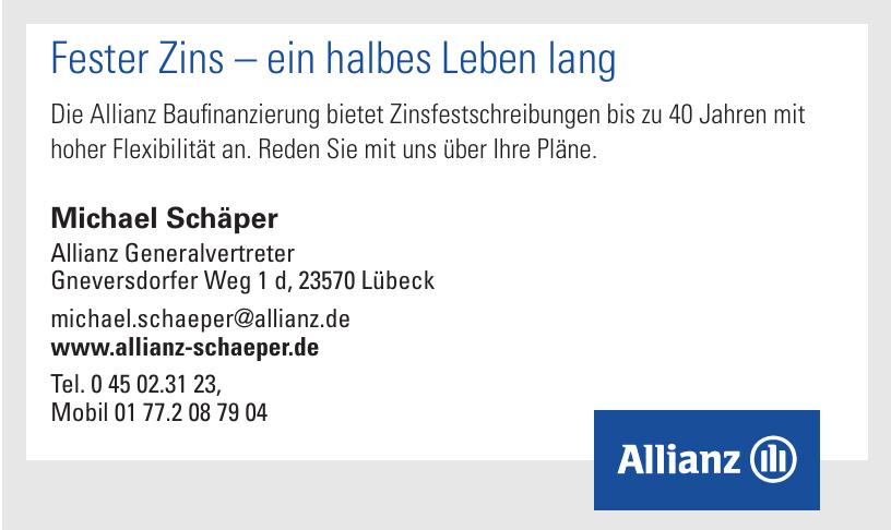 Allianz - Michael Schäper
