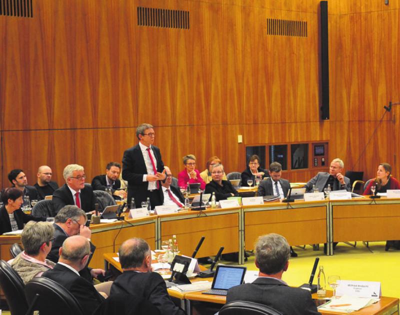 Der Rat stimmte für eine Verlängerung der Amtszeit bis 2021.