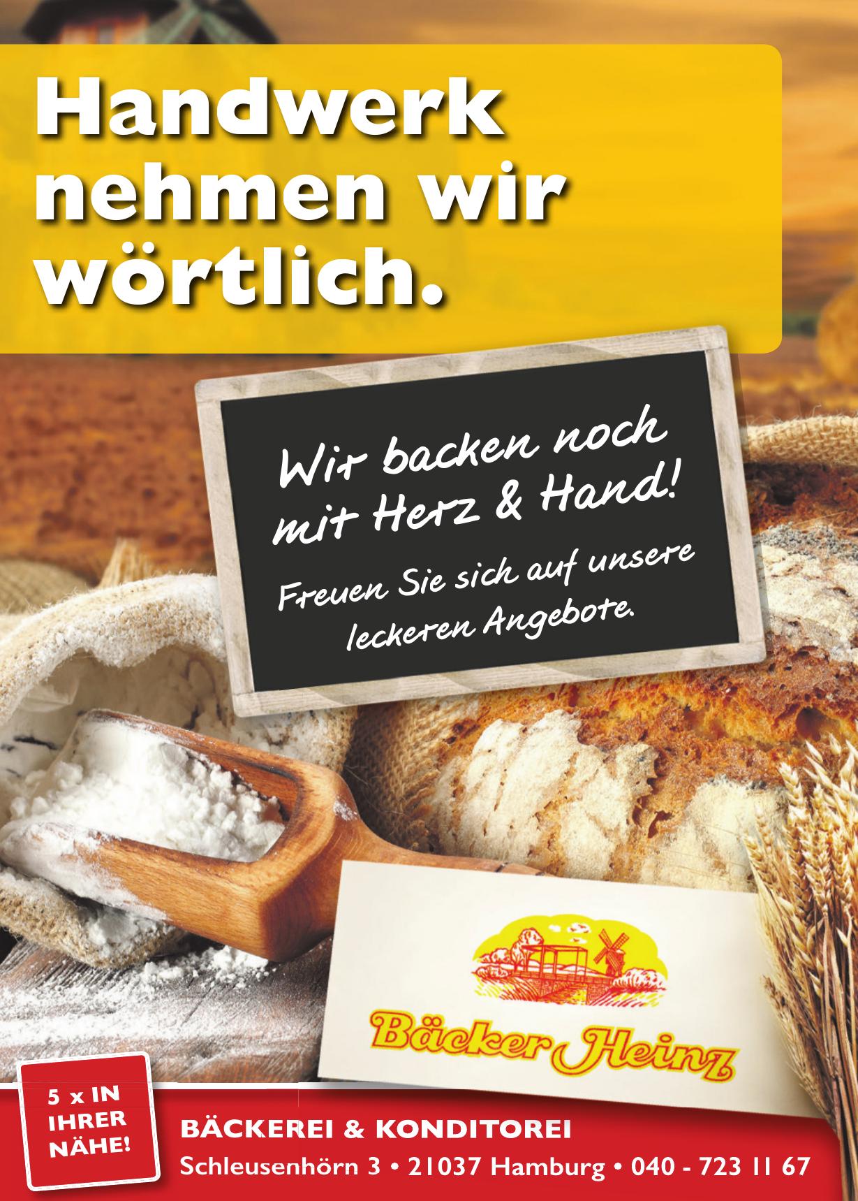 Bäcker Heinz Bäckerei & Konditorei