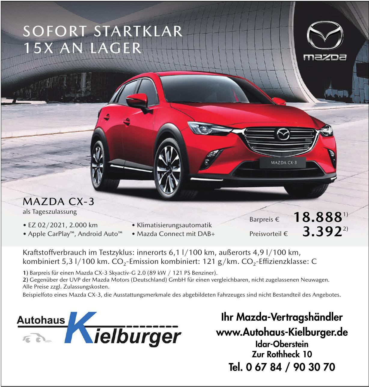 Autohaus Kielburger