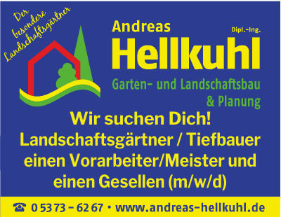 Dipl.-Ing. Andreas Kühl Garten - und Landschaftsbau & Planung