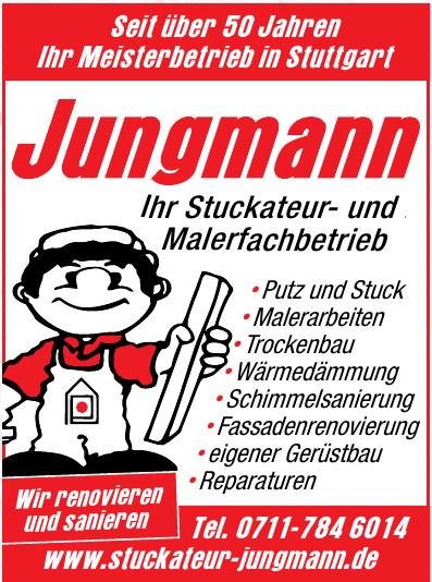Jungmann Ihr Stuckateur -und Malerfachbetrieb