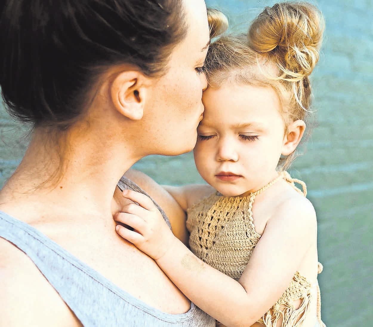 Mutterliebe ist eine sehr starke Gefühlsbindung zu den eigenen Kindern. Foto: Pixabay