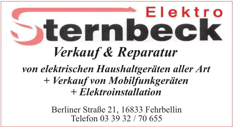 Elektro Sternbeck