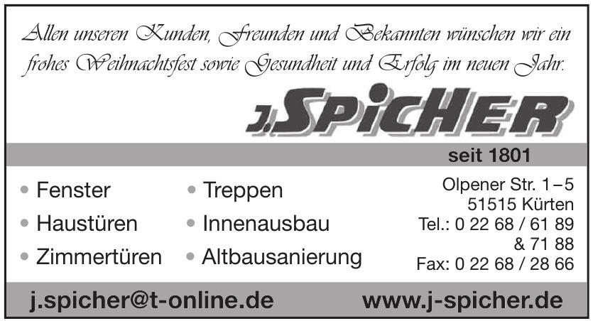 J. Spicher