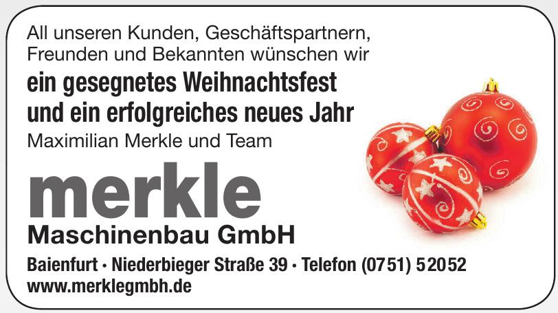 merkle Maschinenbau GmbH