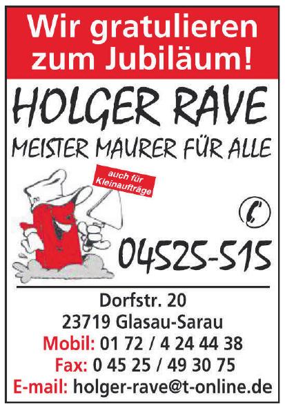Holger Rave