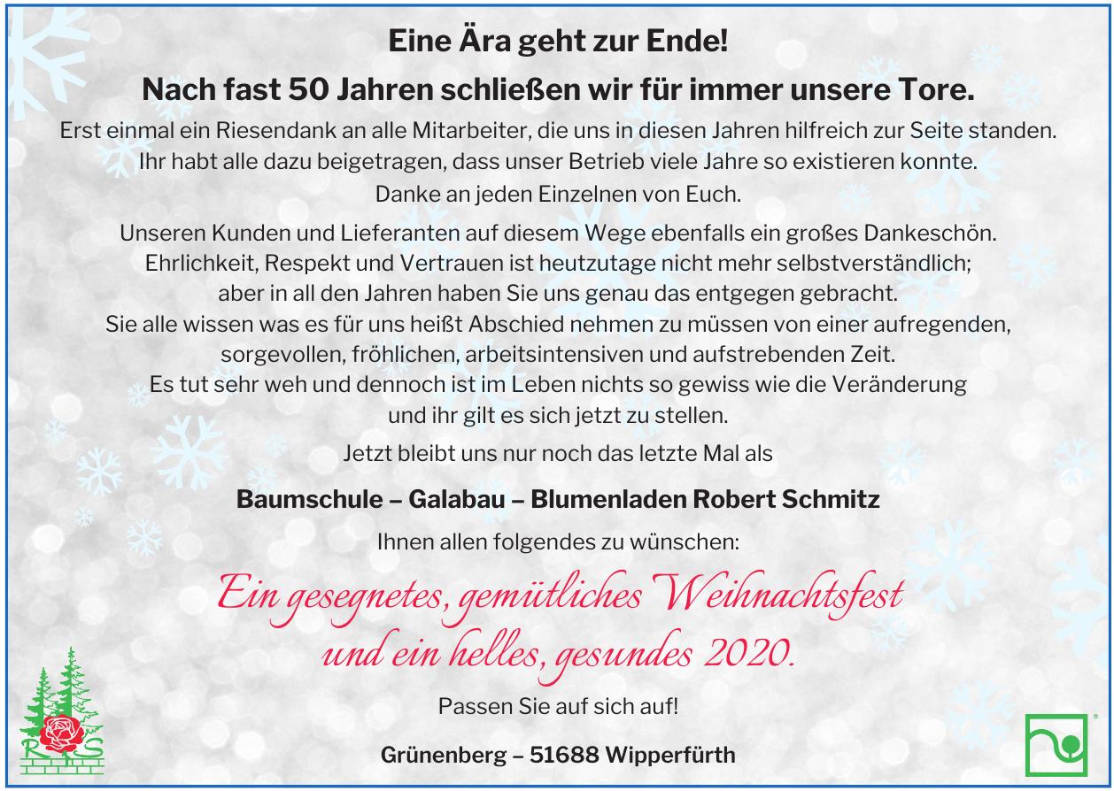 Baumschule–Galabau–Blumenladen Robert Schmitz