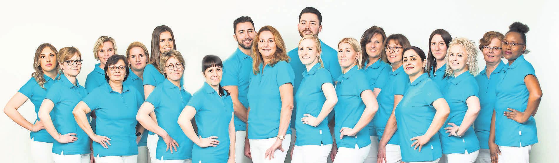 Das Team des Podologie Zentrums Behrens ist für Patienten auch in der CoronaPandemie da