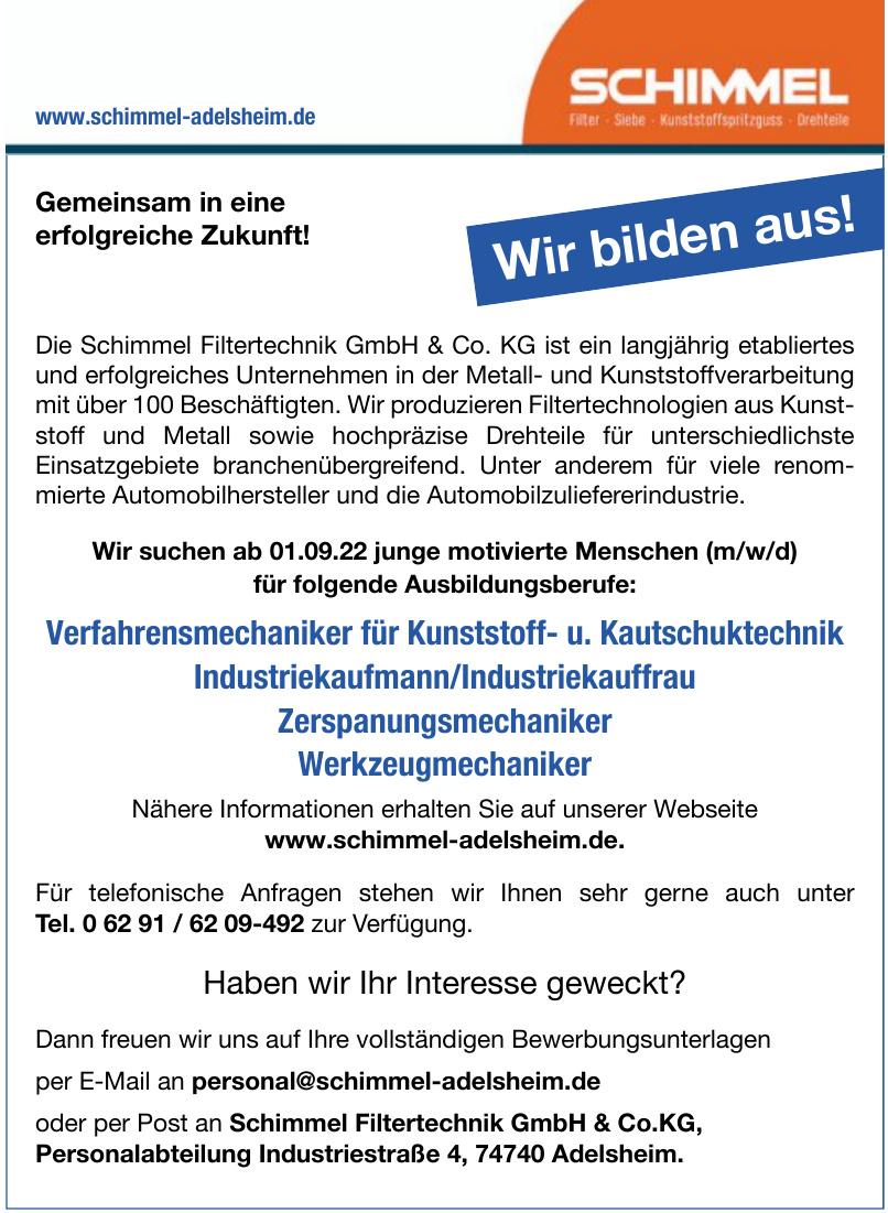 Schimmel Filtertechnik GmbH & Co. KG