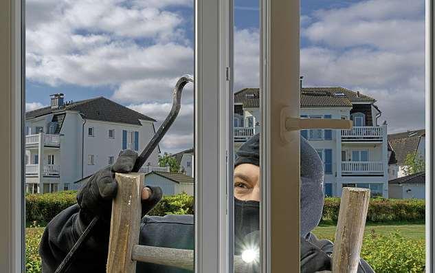 Einbrecher haben immer Konjunktur. FOTO: GABORT - STOCK.ADOBE.COM