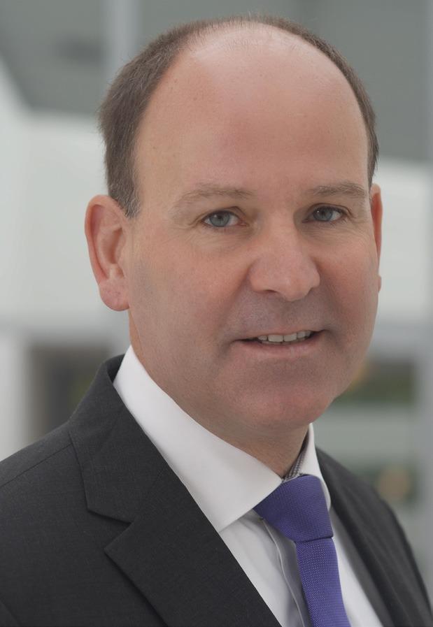 Dr. Roland Ventzke            Vorsitzender des 6K Klinikverbundes und Geschäftsführer Städtisches Krankenhaus Kiel Foto: Timo Wilke