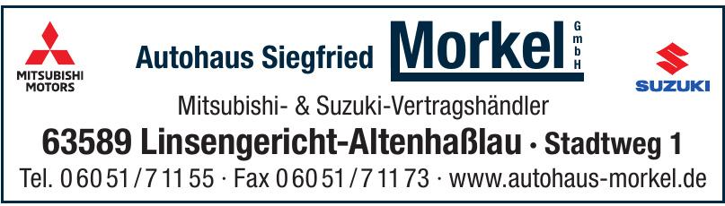 Autohaus Siegfried Morkel GmbH